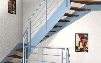 Konfigurator- możliwość wizualizacji wybranego modelu schodów